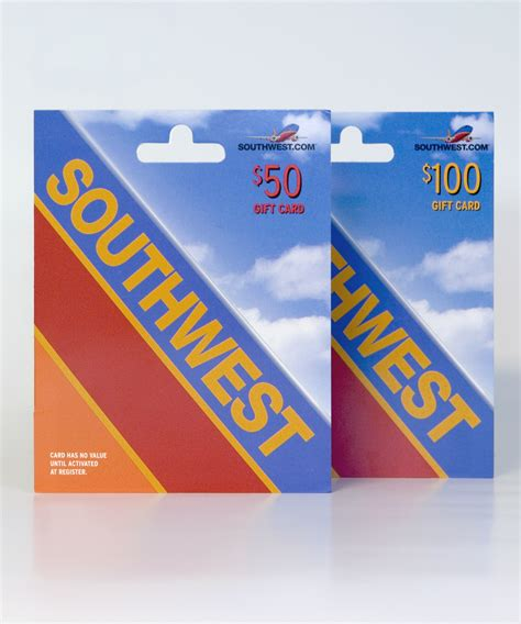 South West Gift Card - southwest airlines gift cards sold at major retail locations