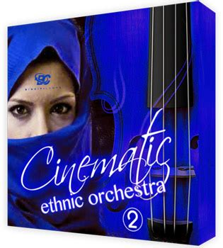 Rnb Safira Etnic 2 сэмплы big citi loops cinematic ethnic orchestra 2