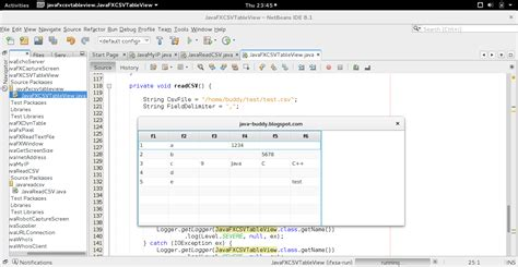 csv format exle java read csv file display in javafx tableview