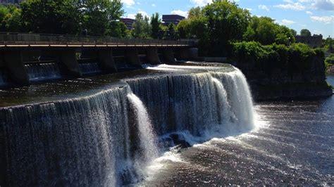 Rideau Falls by Ottawa S Top Wonders Ottawa Tourism
