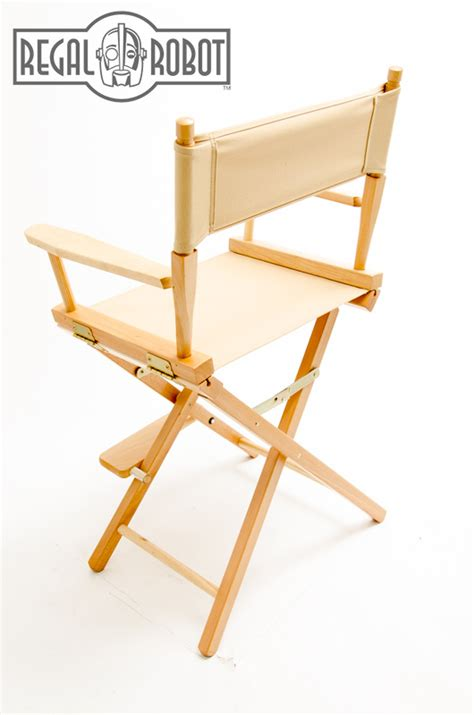 Counter Height Directors Chair by 24 Quot Counter Height Directors Chair Regal Robot
