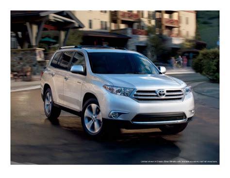 Toyota Dealerships In Nc 2012 Toyota Highlander For Sale Nc Toyota Dealer Serving