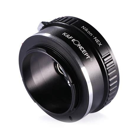 Kf Concept Nikon G Nex Nikon G F Ai Ais To Sony Nex E Mount k f concept adapter nikon nex