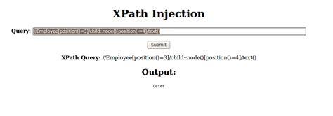 php xpath pattern xpath injection tutorial hacking tricks