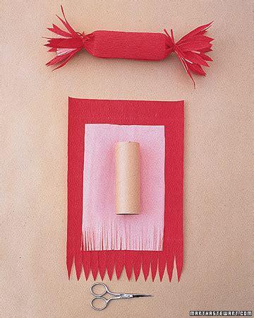 Crepe Paper Cracker Martha Stewart Martha Stewart Paper Cone Template