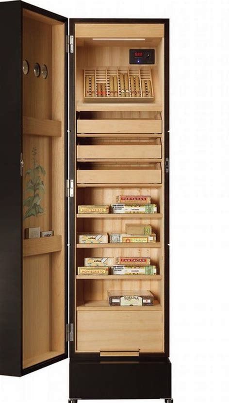 How To Build A Humidor Cabinet   WoodWorking Projects & Plans