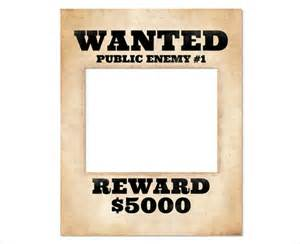 wanted poster template free printable wanted poster template 19 documents in psd