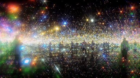 infinity room yayoi kusama infinity mirrored room