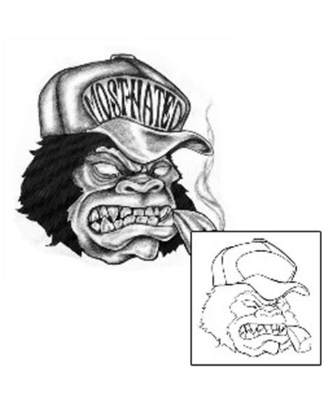 tattoo johnny monkey tattoos