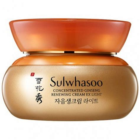Sulwhasoo Concentrated Ginseng Renewing sulwhasoo concentrated ginseng reviews photos sorted by rating highest makeupalley