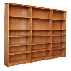 solid wood bookcases solid wood bookcases furniture