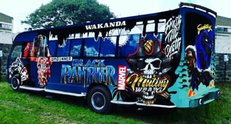 most pimped hottest and finest matatus in nairobi