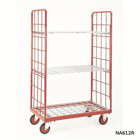 Rod Shelf by Zinc Plated Rod Shelf For Narrow Aisle Dist Trucks Csi