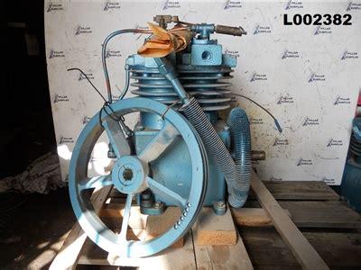 kellogg american replacement compressor model 335tv with flywheel