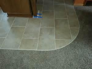 carpet ceramic tile transition transition from carpet to tile tile