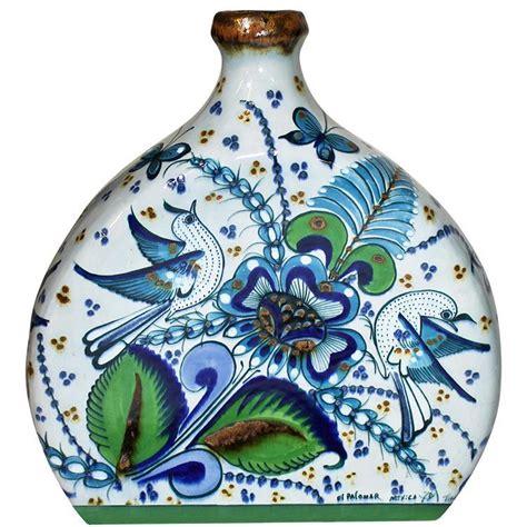 Decorative Pottery Vases by Decorative Pottery Tonala Fino Horseshoe Vase Pal15vs3