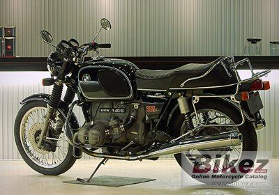 1974 bmw r 90 6 specifications and pictures