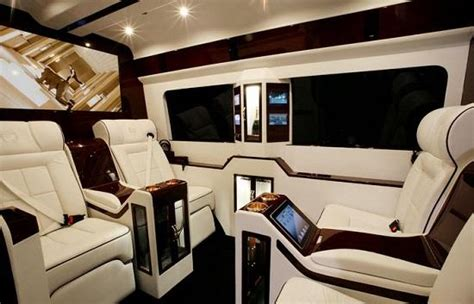 Mercedes Sprinter Custom Interior by Cars And Cars Obsession With The