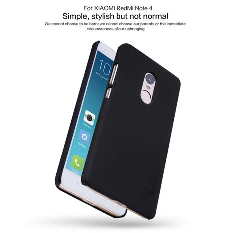 Nillkin Frosted Shield Matte Pc Back For Xiaomi nillkin frosted shield matte pc back cover for