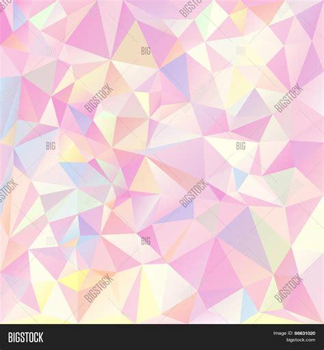 pattern triangle pastel vector polygonal background pattern triangular design in