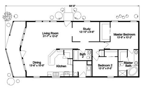 cabin layout plans the metolius cabin n5p264k1 home floor plan manufactured