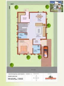 South Facing House Floor Plans Vakil Hosur Floor Plans
