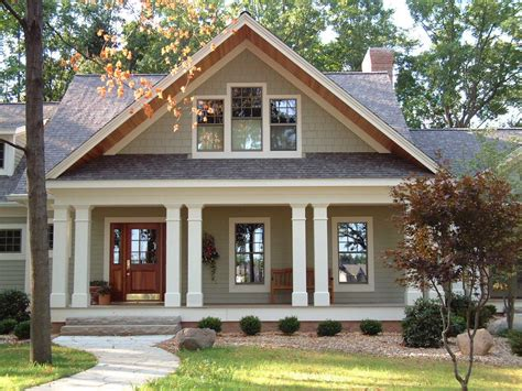 craftsman cottage house plans cottage house plan