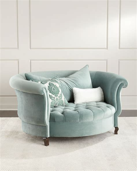 Harlow Cuddle Chair by Haute House Harlow Cuddle Chair