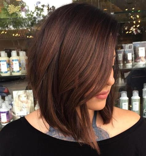 rich brown bob hair styles 17 best ideas about chocolate brown hair color 2017 on