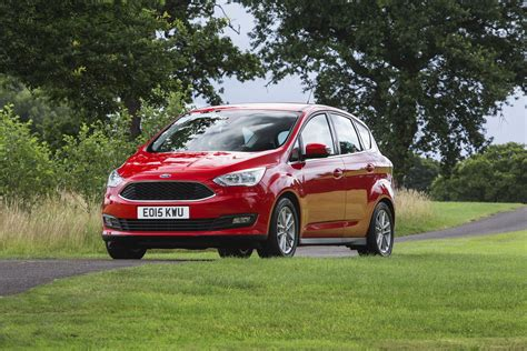 Hill Ford by Ford C Max Review Ford C Max New Car Road Test