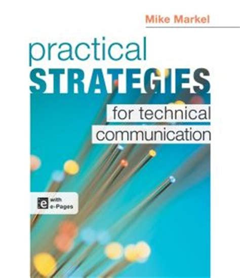 the essentials of technical communication books practical strategies for technical communication edition