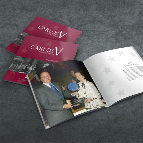 libro carlos v un premio europeo carlos v redise 241 o de la imagen corporativa blabla factory