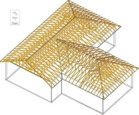 Prefabricated Roof Trusses Prefab Trusses 20 Photos Bestofhouse Net 12244