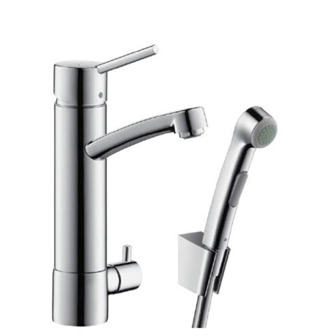 Hansgrohe Shower Parts by Hansgrohe Talis Single Lever Basin Mixer With Device Shut