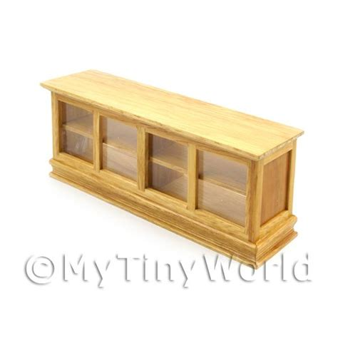 miniature world dolls house shop dolls house miniature stalls and stands dolls house miniature pine shop counter with