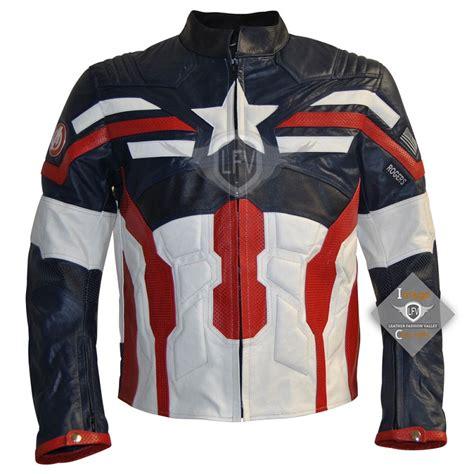 design custom jacket the avengers age of ultron captain america custom design