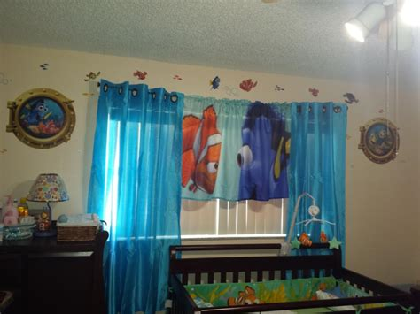 Finding Nemo Crib by Finding Nemo Baby Curtains Curtain Menzilperde Net