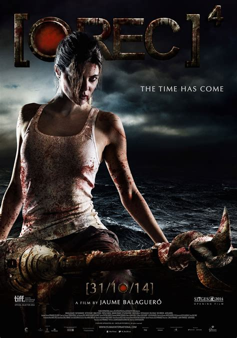 new upcoming 3d movies 2012 movie moron rec 4 apocalypse movie poster reveal hell horror