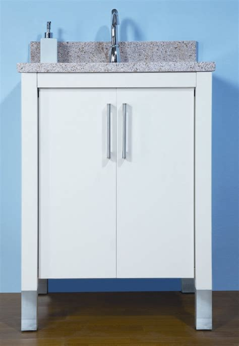 24 inch bathroom vanity with sink 24 inch single sink modern bathroom vanity with choice of