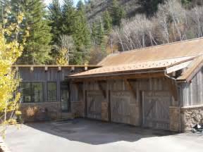 hillside garage doors