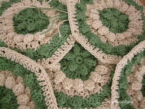piastrelle ottagonali il giardino di flora uncinettose evasioni ed altro