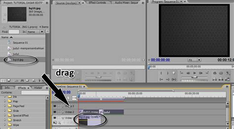 tutorial membuat video dengan adobe premiere pro tutorial membuat opening video dengan adobe premiere pro