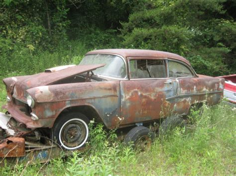 55 chevy project cars for sale autos post