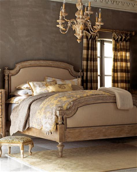 tuscany bedroom furniture quot tuscany quot bedroom furniture traditional beds by horchow