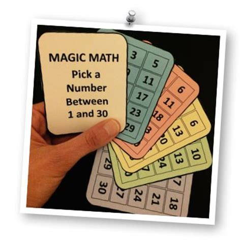 printable magic number cards 19 best images about math enrichment on pinterest