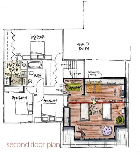 art studio floor plans home art studio project dream