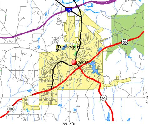 map of tuskegee alabama tuskegee al pictures posters news and on your