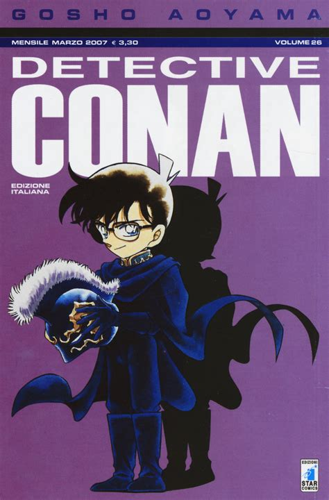 libro detective comics tp vol detective conan vol 26 gosho aoyama libro star comics ibs