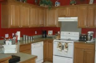 kitchen paint color ideas with oak cabinets kitchen