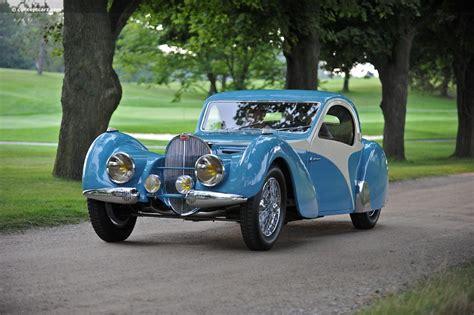 1937 Bugatti Type 57s Atalante by 1937 Bugatti Type 57sc Atalante History Pictures Value